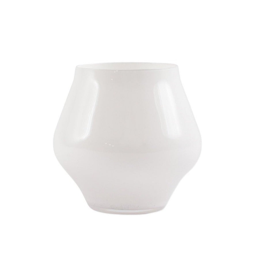 VIETRI White Contessa Stemless Wine Glass