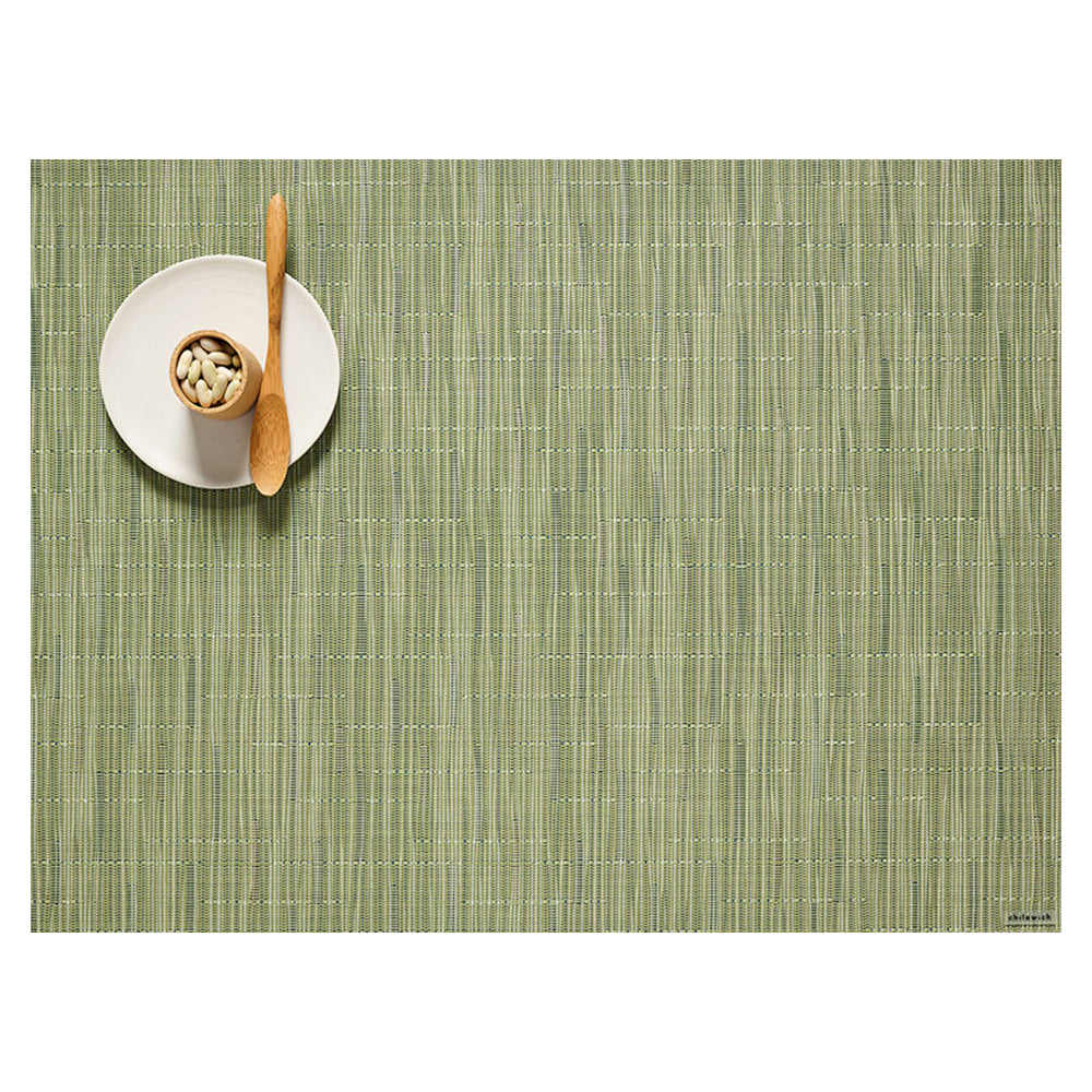 Chilewich Spring Green Bamboo Table Mat