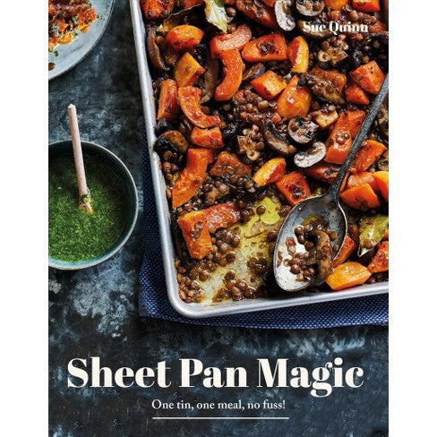 Sheet Pan Magic: One Pan, One Meal, No Fuss!