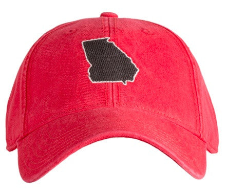 Needlepoint Georgia Hat