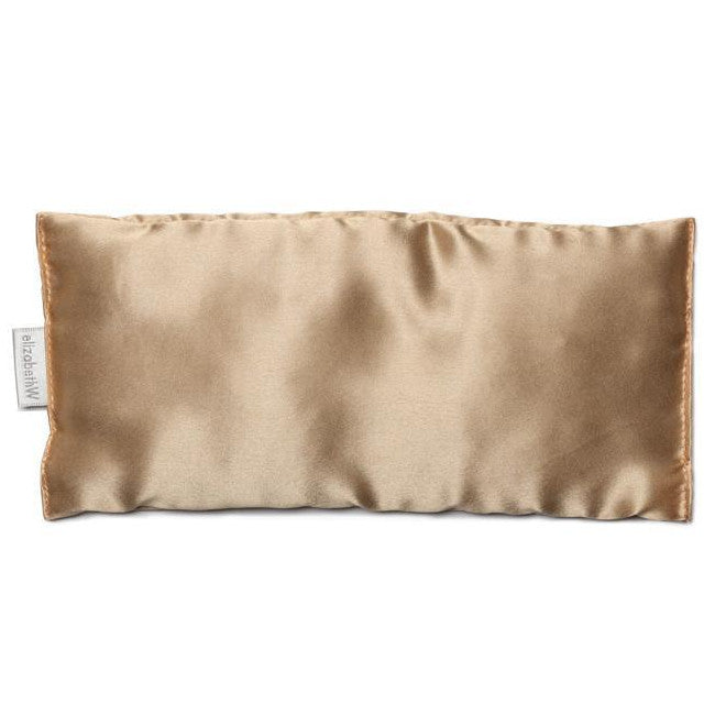 Gold Silk Eye Pillow
