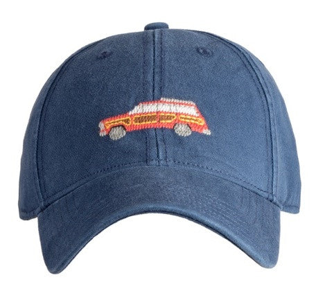 Needlepoint Grand Wagoneer Hat