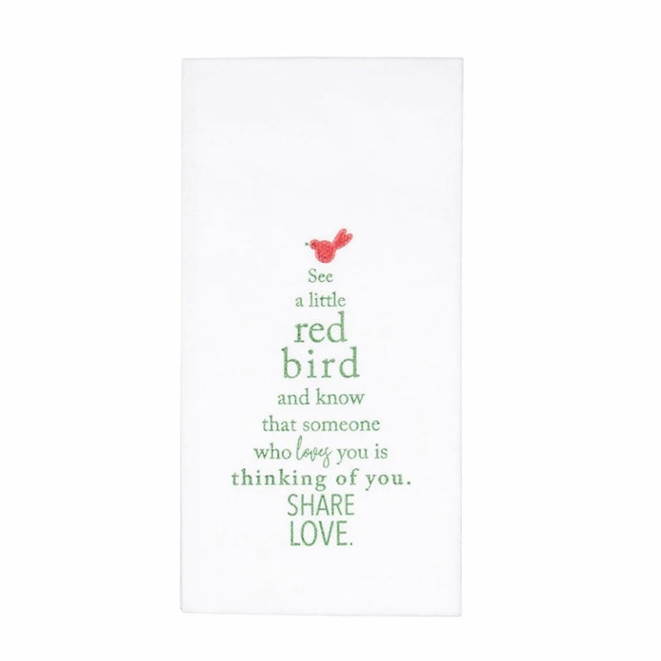 VIETRI Holiday Tree Guest Towels
