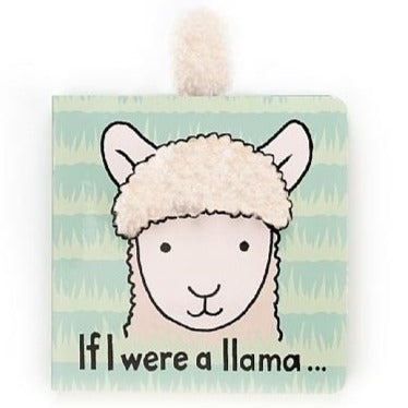 "Jellycat ""If I Were a Llama"" Book"