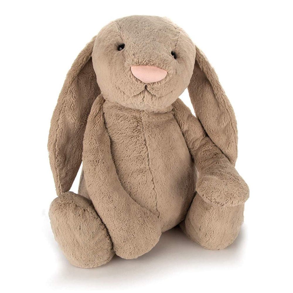 Jellycat Bashful Beige Bunny, Really Big