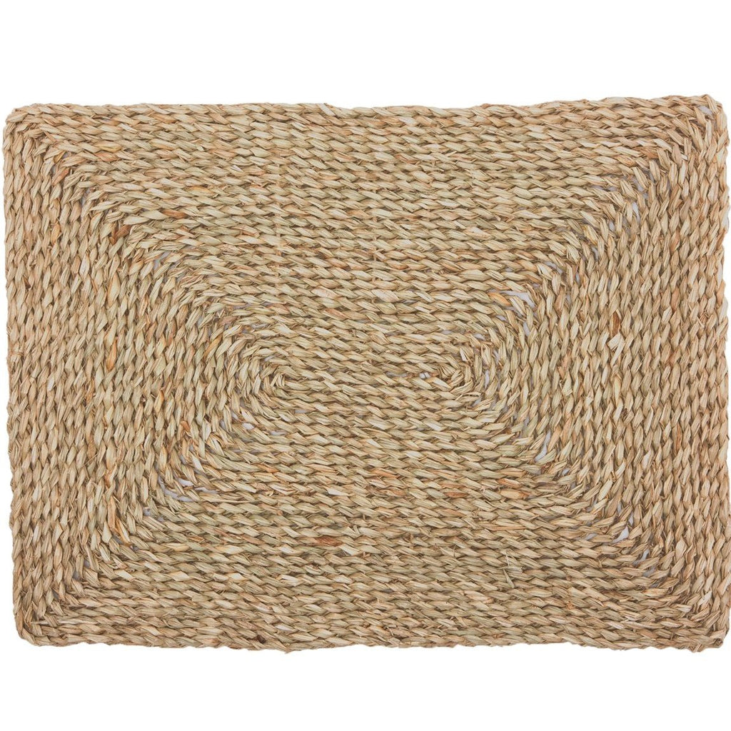 Lucian Seagrass Rectangle Placemat