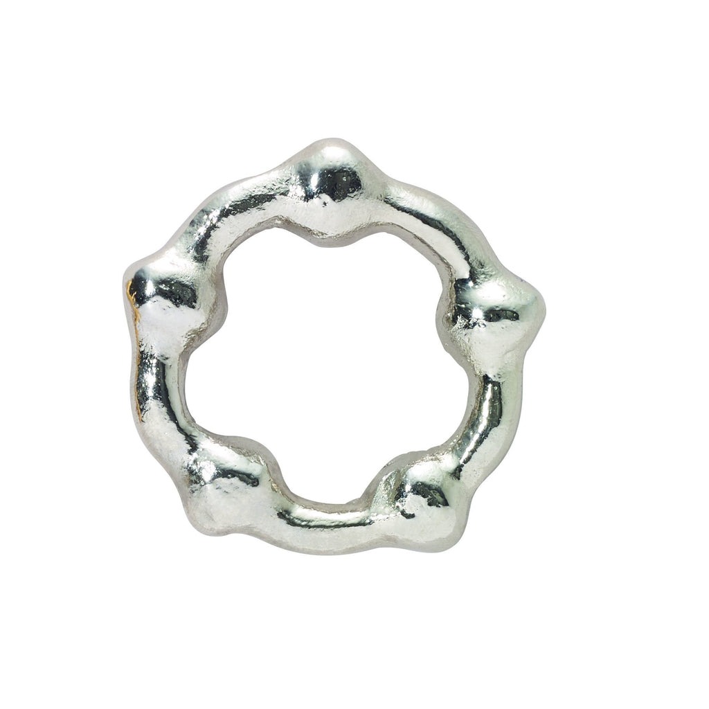 Silver Eternity Napkin Ring
