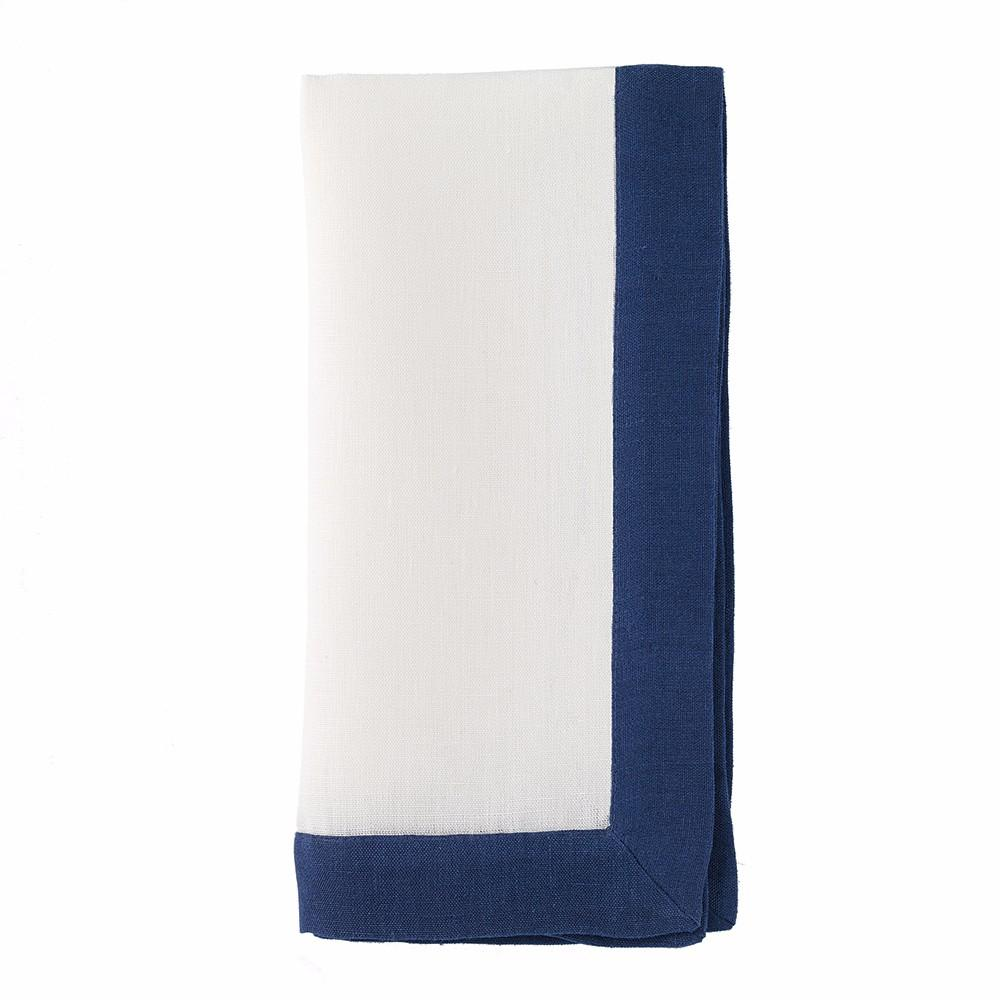 Orta Navy Dinner Napkin