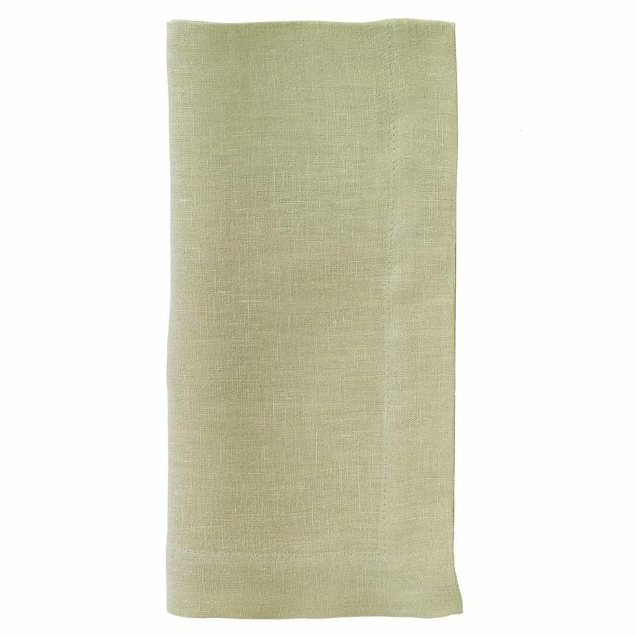 """No Iron"" Willow Riviera Dinner Napkin"