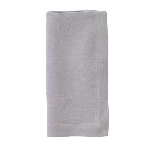 """No Iron"" Pebble Riviera Dinner Napkin"