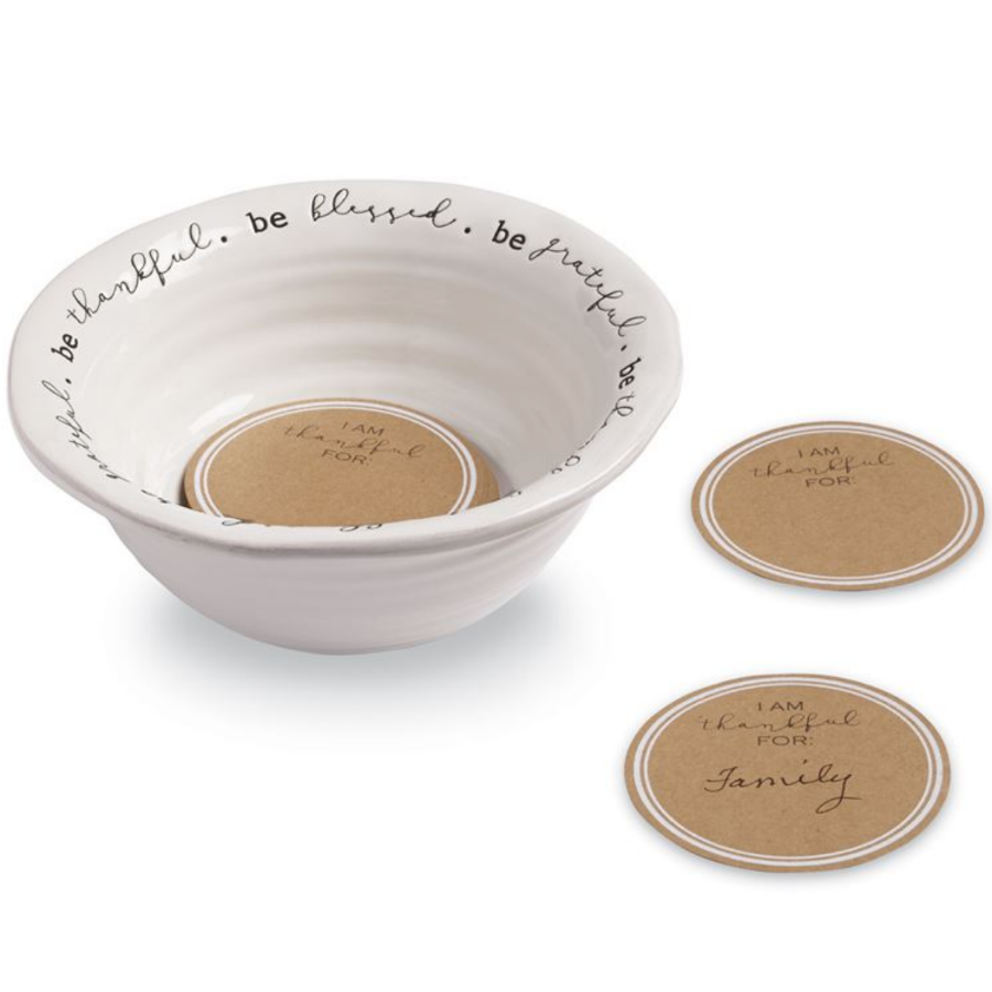 Thankful Tradition Bowl Gift Set
