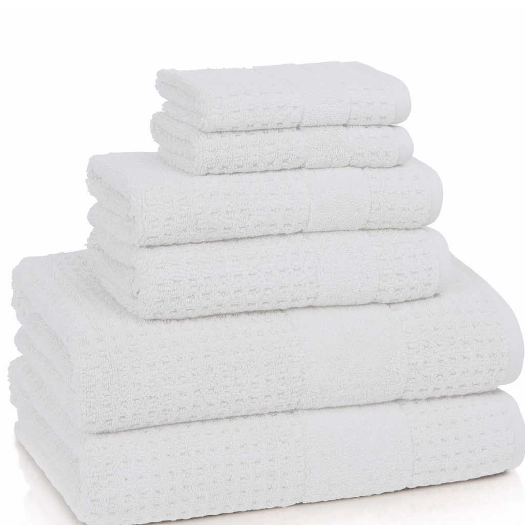 Hammam Turkish White Washcloth