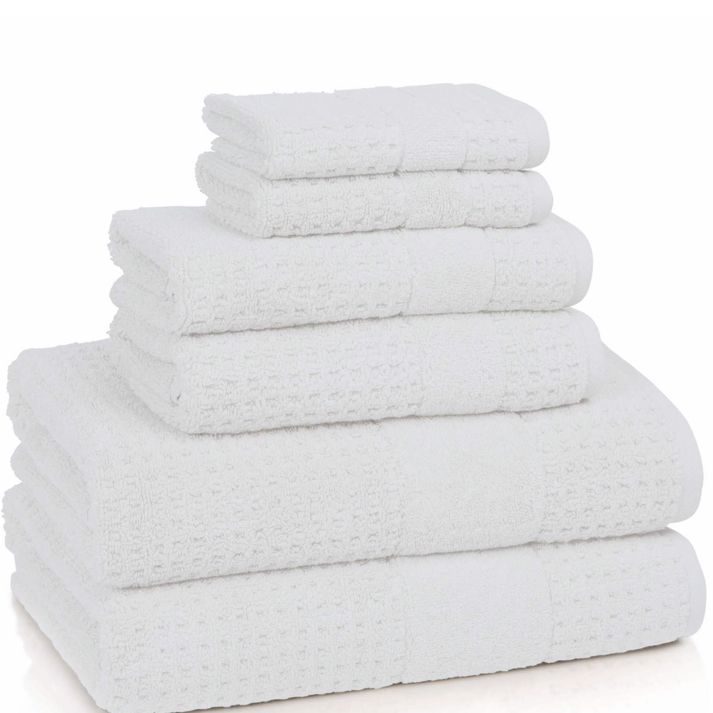Hammam Turkish White Hand Towel