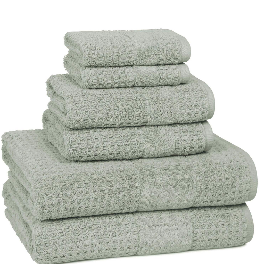 Hammam Turkish Misty Sage Bath Towel