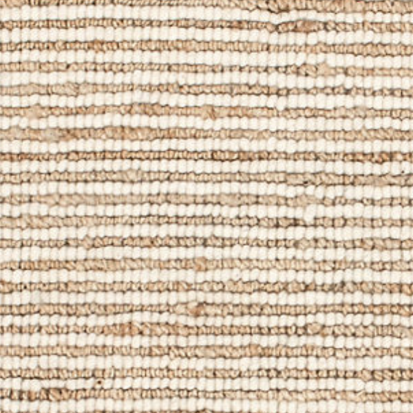 Dash & Albert Twiggy Natural Woven Wool/Jute Rug