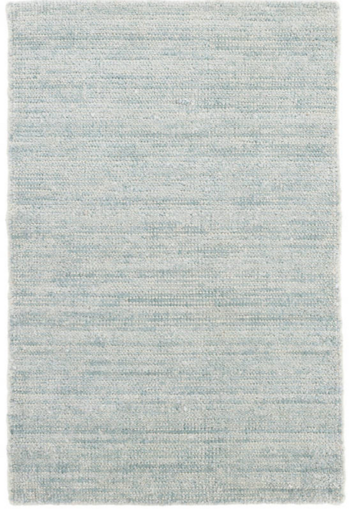 Dash & Albert Quartz Ocean Woven Viscose Cotton Rug