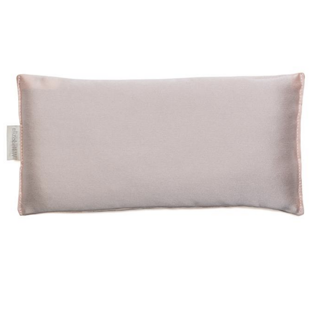 Light Pink Silk Eye Pillow