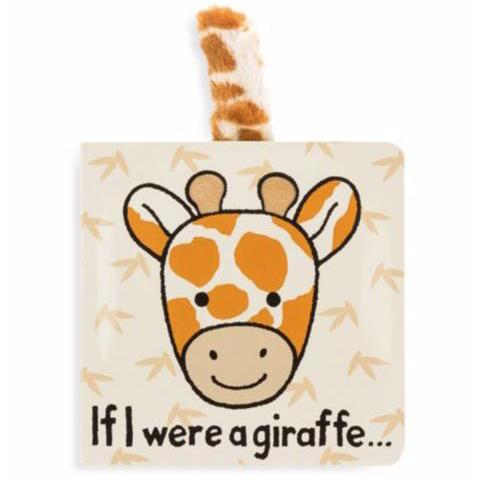 "Jellycat ""If I Were a Giraffe"" Book"