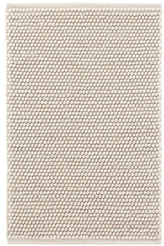 Dash & Albert Sonoma Ivory Indoor/ Outdoor Rug