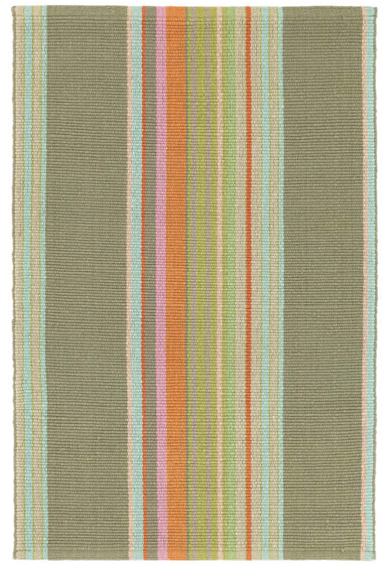 Dash & Albert Stone Soup Woven Cotton Rug