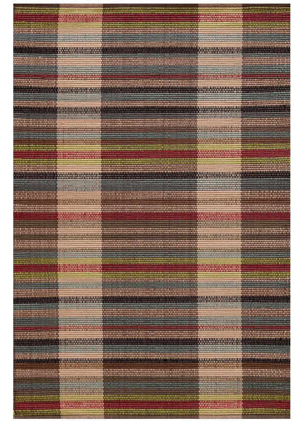 Dash & Albert Swedish Rag Indoor/ Outdoor Rug