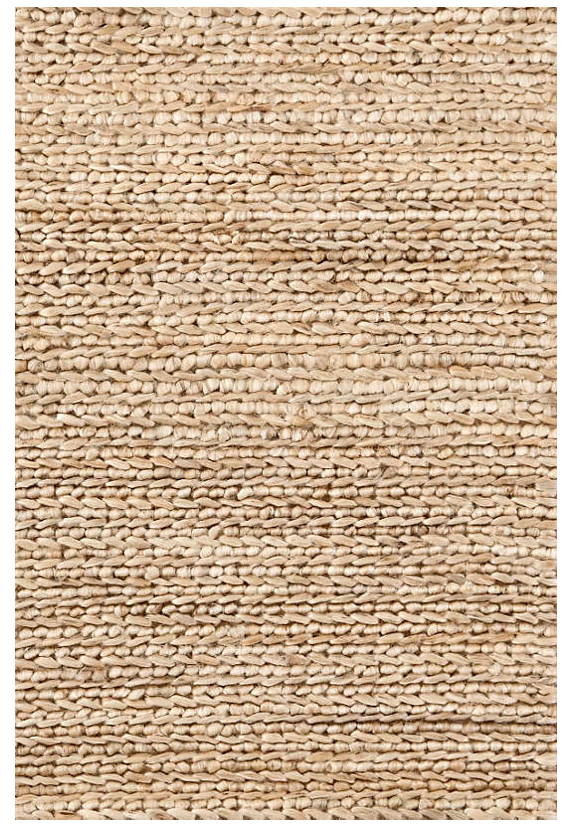 Dash & Albert Jute Woven Natural Rug