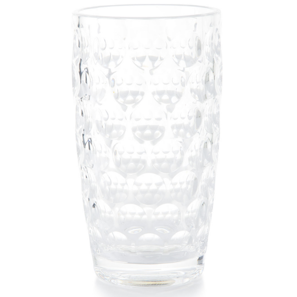 Clear Lente Highball Glass