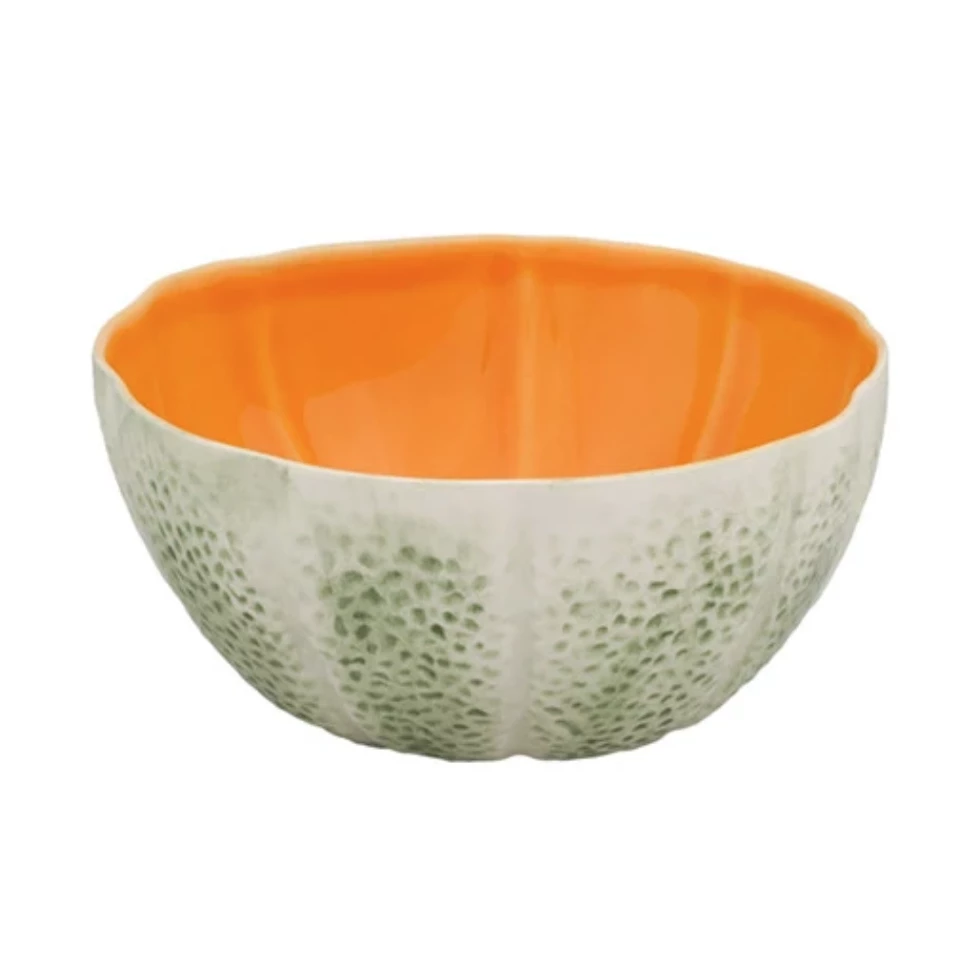 Bordallo Pinheiro Melon Cereal Bowl