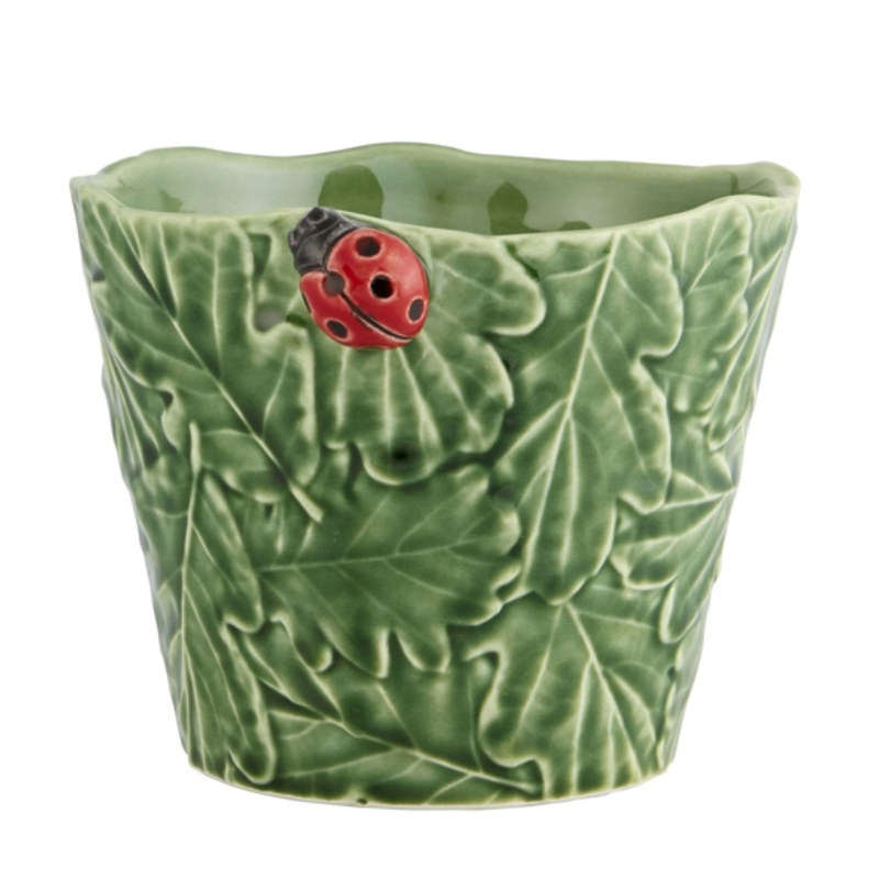 Garden of Insects Vase, Ladybug