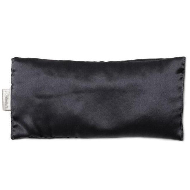 Slate Silk Eye Pillow