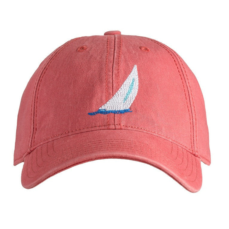 Sloop Needlepoint Hat - Waiting On Martha