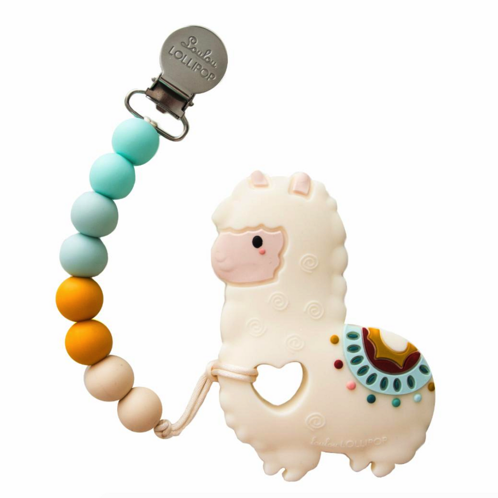 Llama Teether With Clip