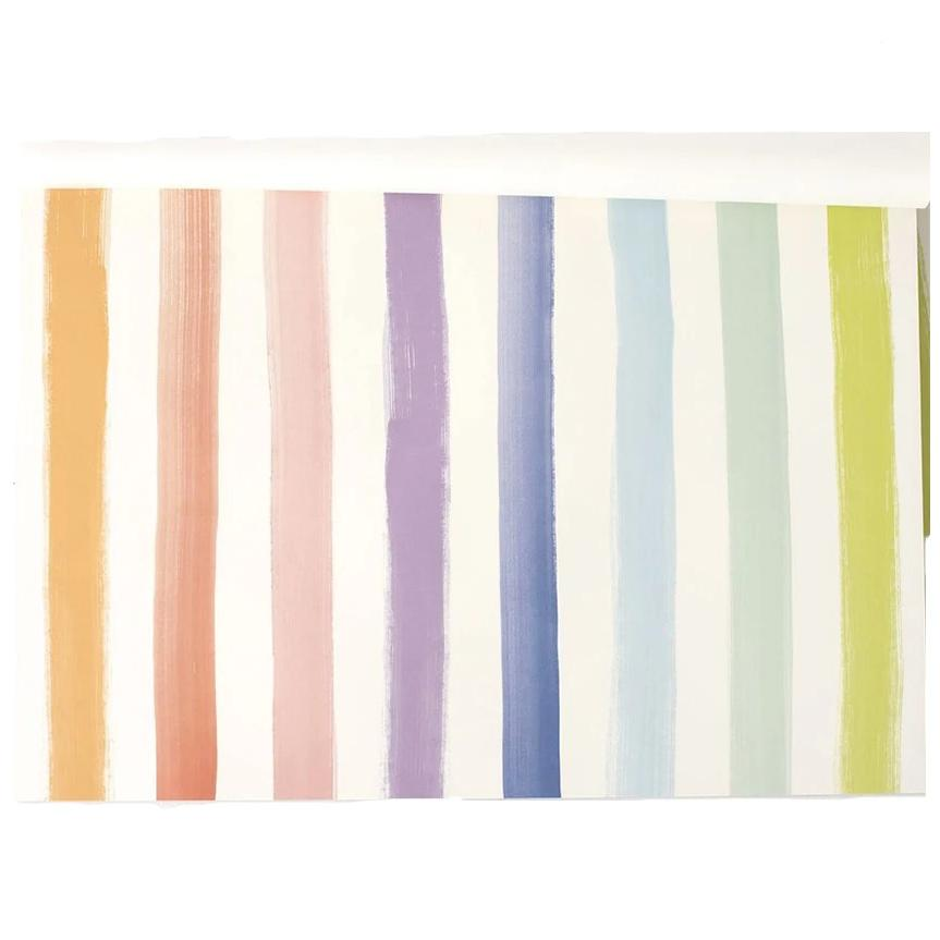 Sorbet Painted Stripe Placemat