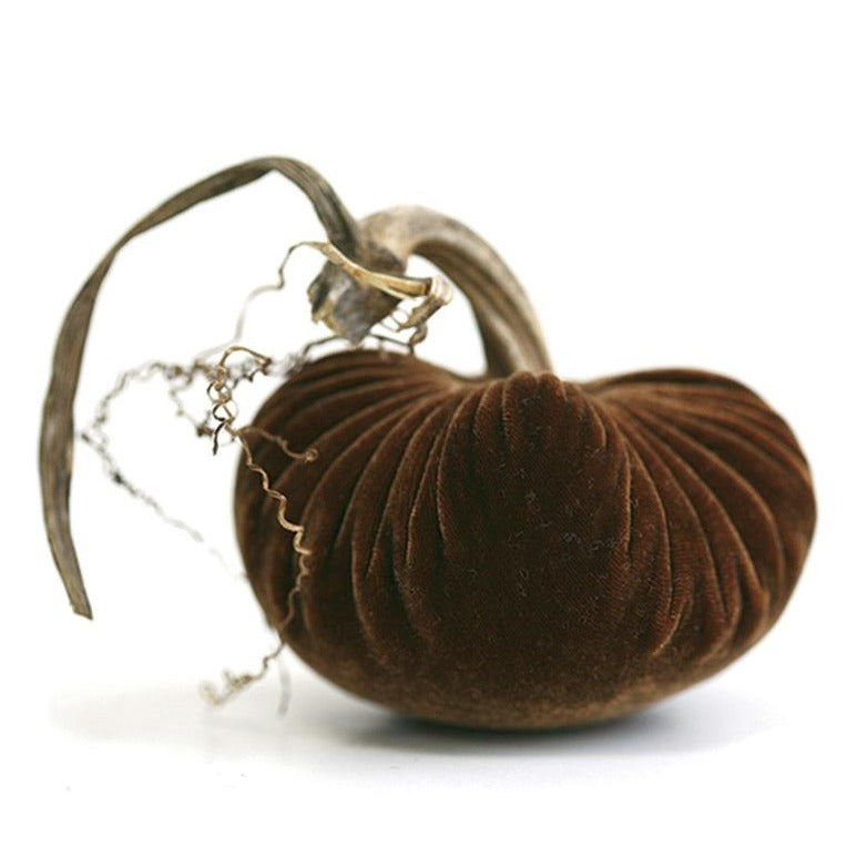 Acorn Plush Pumpkin