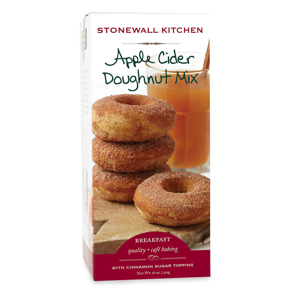 Apple Cider Doughnut Mix