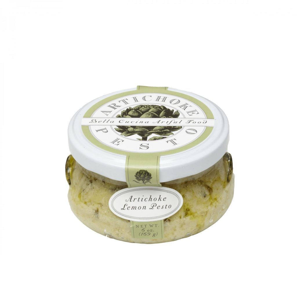 Bella Cucina Dressed Artichoke Lemon Pesto, 6oz