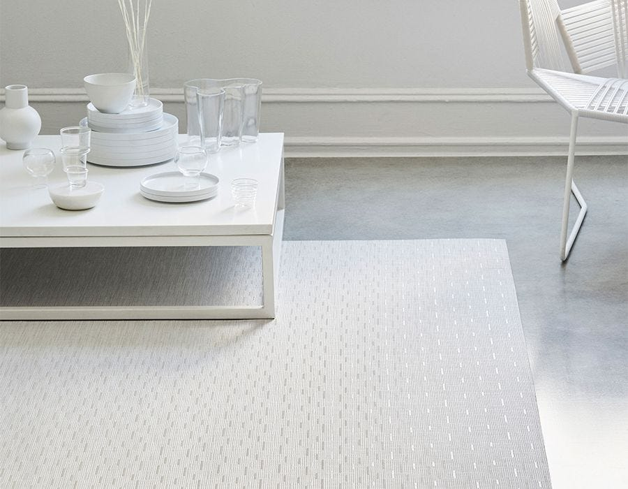 Chilewich Coconut Bamboo Floor Mat