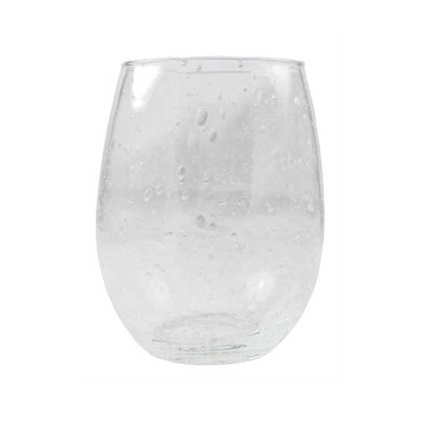 Mariposa Bellini Stemless Wine Glass Boxed Set