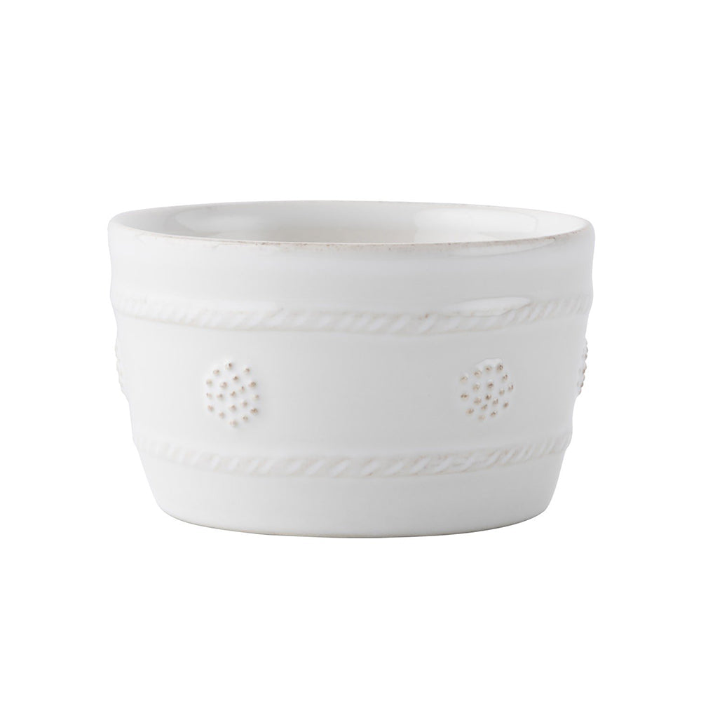 "Juliska Berry & Thread 4"" Ramekin, White"