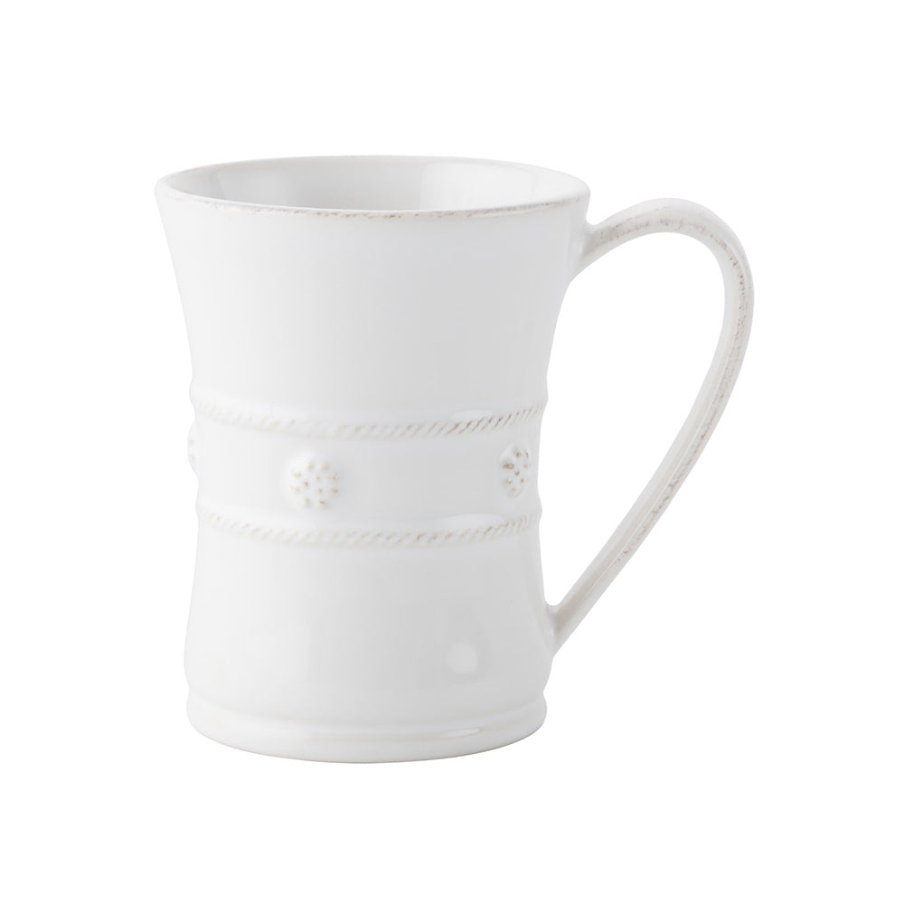 Juliska Berry & Thread Tall Mug, White