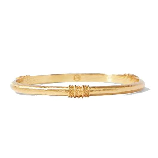 Julie Vos Catalina Bangle Gold