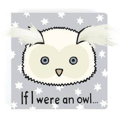 "Jellycat ""If I Were an Owl"" Book"