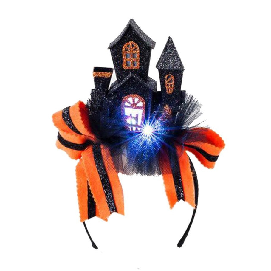 Haunted House Headband