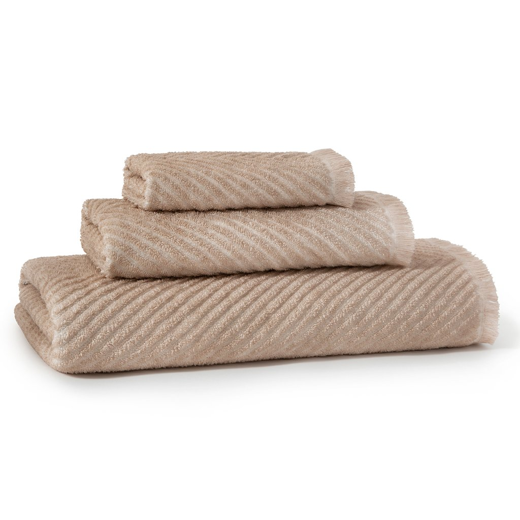 Faro Tan Washcloth