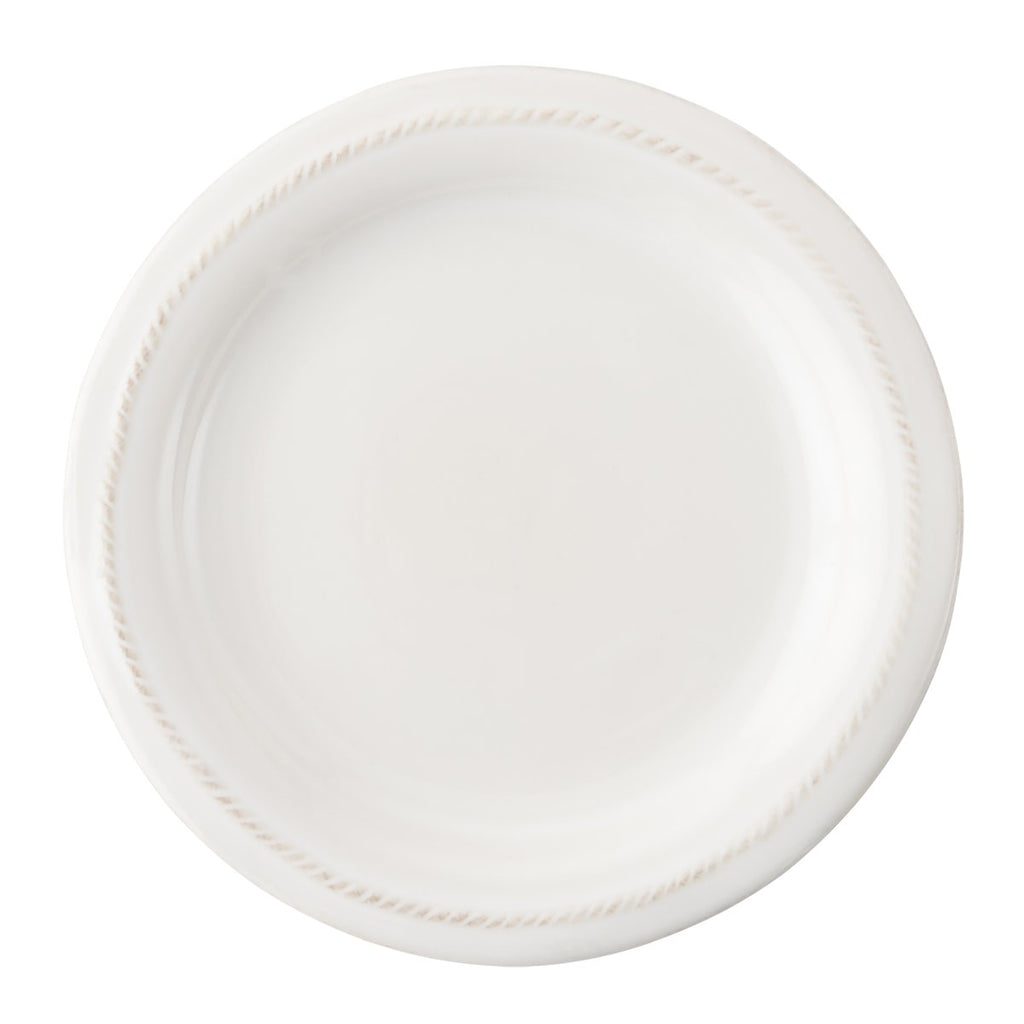 Juliska Berry & Thread Round Side Plate, White