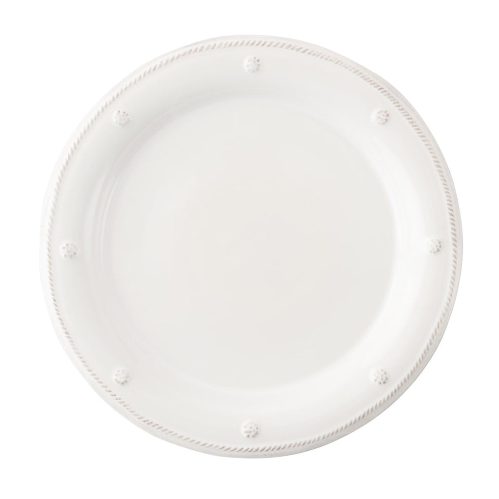 Juliska Berry & Thread Dinner Plate, White