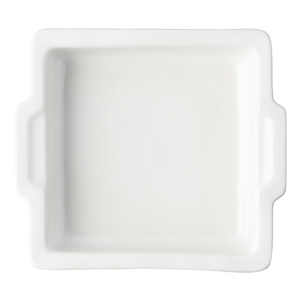 Juliska Puro Square Baker, White
