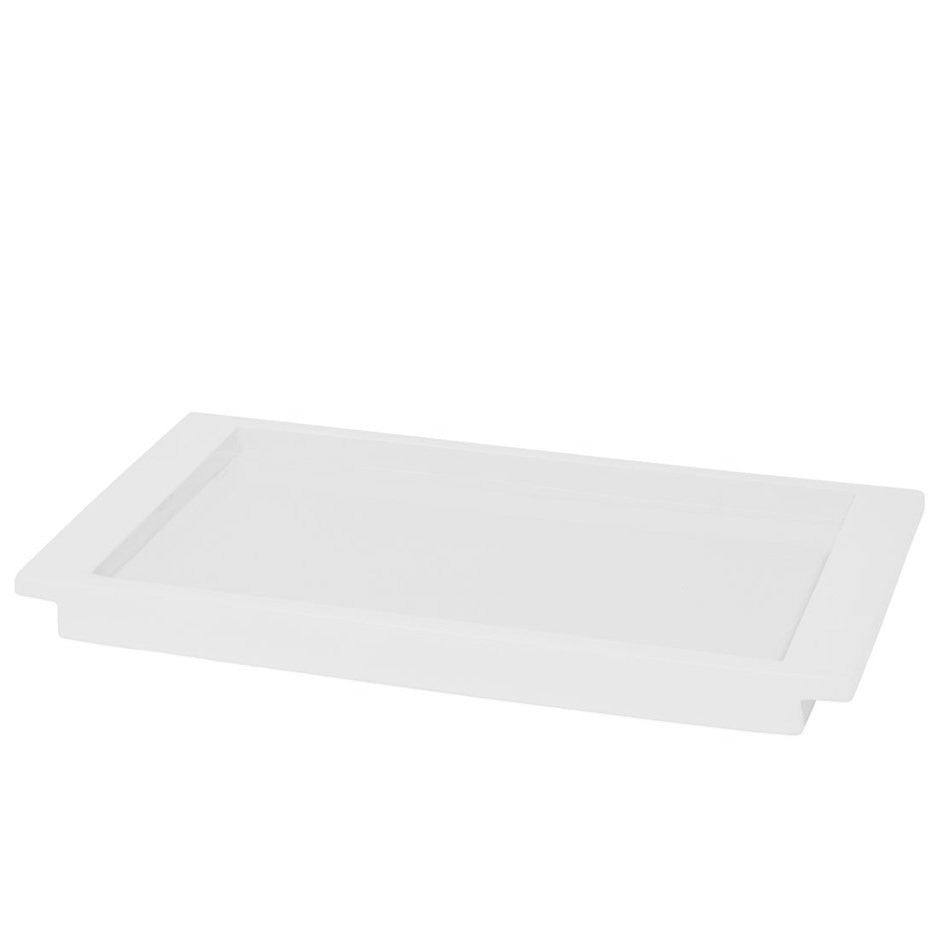 Lacca White Tray