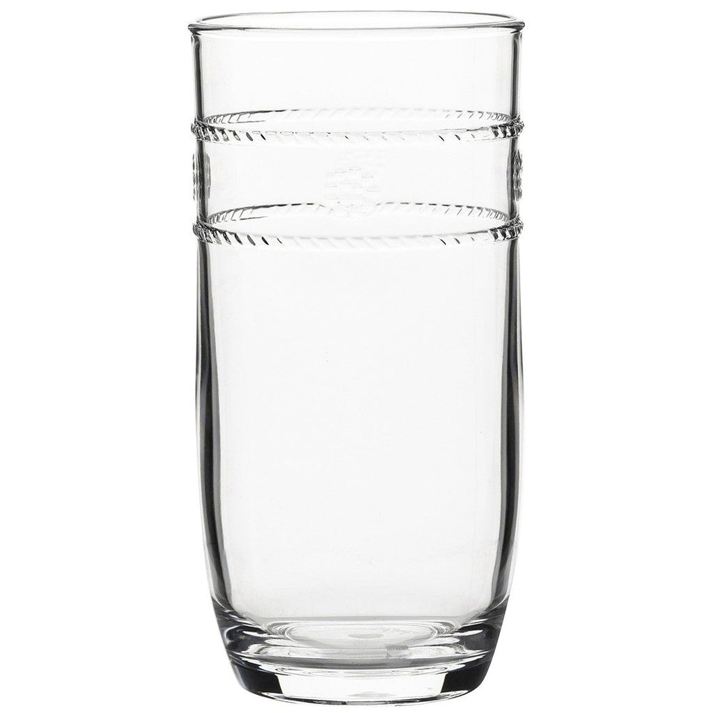 Juliska Isabella Acrylic Large Beverage Glass