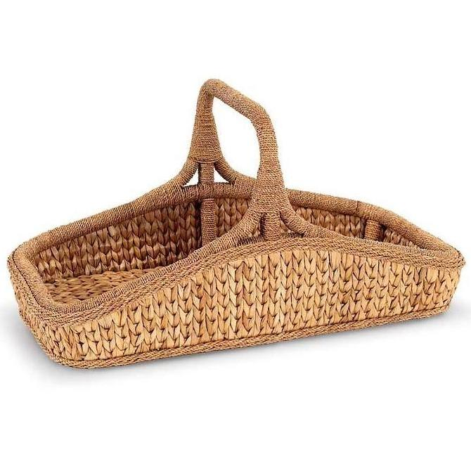 Sweater Weave Flower Basket